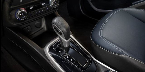 nueva suv chevrolet tracker ltz 1.2n 16v turbo automática ep