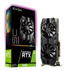 Nueva Tarjeta De Video Evga Rtx 2060 6gb Sc Ultra Gaming