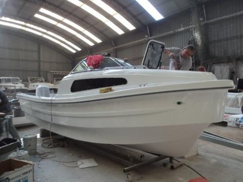 nueva tiburon xxi - unico tracker cuddy !!! - sur nautica -