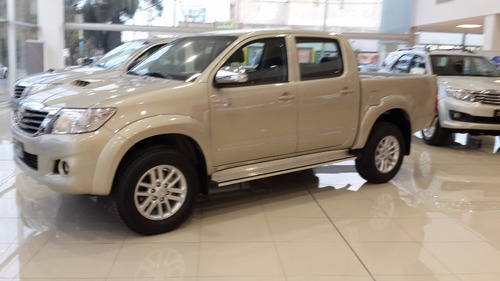 nueva toyota hilux dx pack 2.5 plan 70/30 sin interes zento