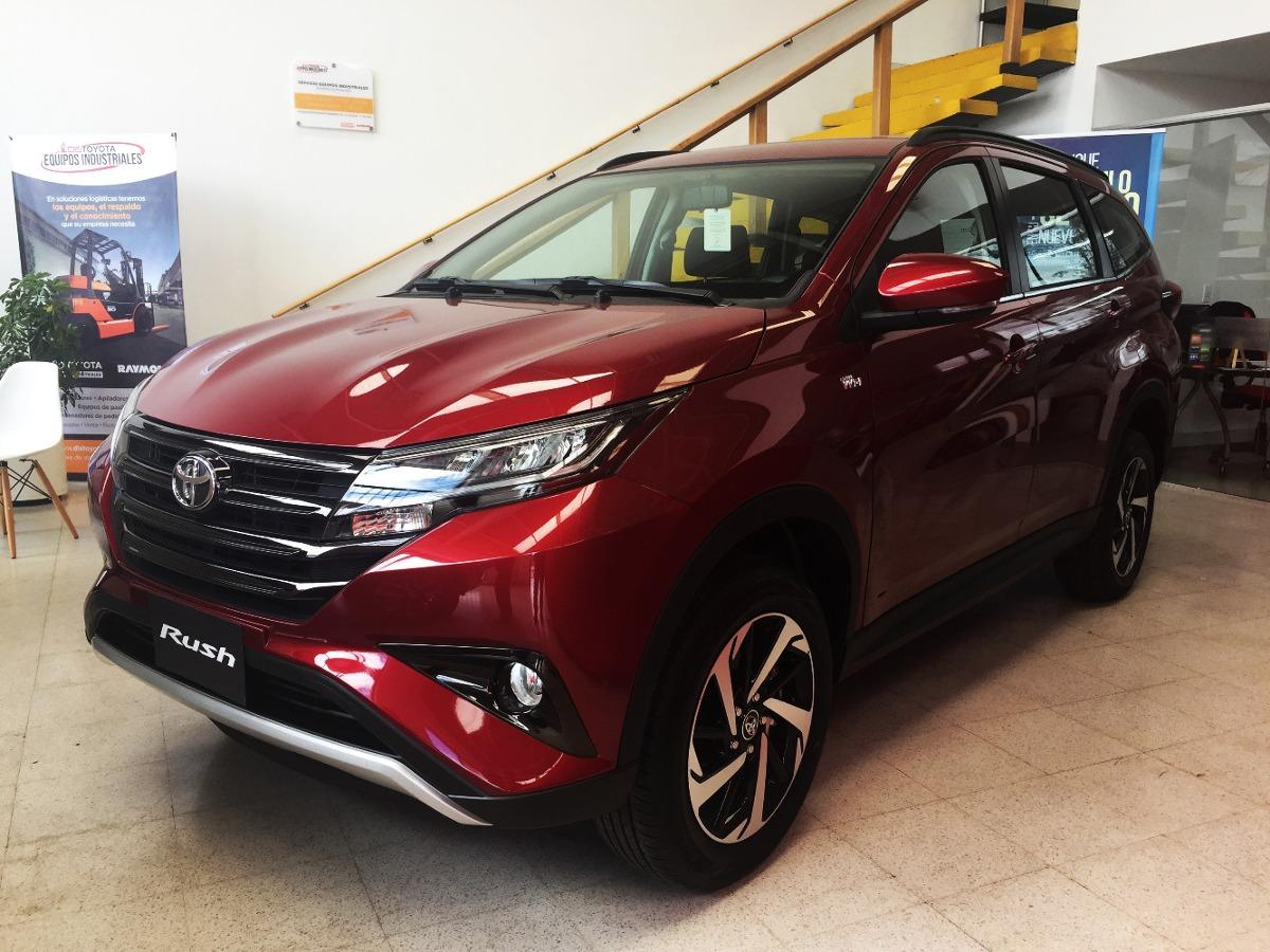 Tu Carro Com >> Nueva Toyota Rush - $ 91.000.000 en TuCarro