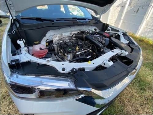 nueva tracker ltz 2020 motor 1.2 turbo