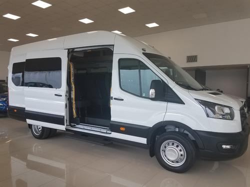 nueva transit minibus 2.2l 460e / 17+1 asientos