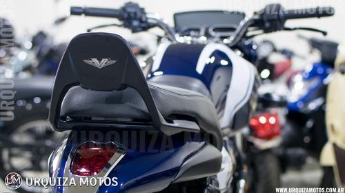 nueva v15 moto bajaj vikrant 150 modelo exclusivo 0km