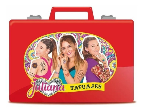 nueva valija juliana tatuajes tattoo original tv