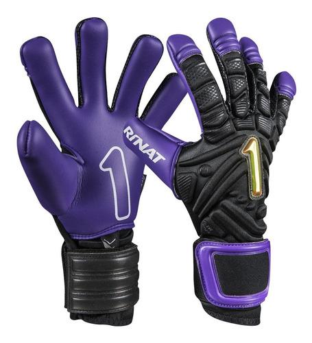 nueva versión guantes profesionales para portero modelo rinat the boss - envio y personalizado gratis - mundo arquero