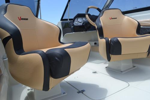 nueva vision 200  con 150 hp - increible navegación!!