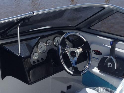 nueva vision 200  con 150 hp - muy, muy amplia!!