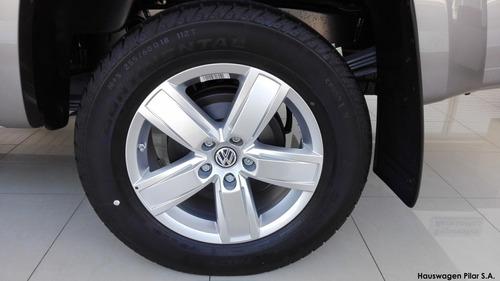 nueva volkswagen amarok 2.0 tdi 180cv 4x2 highline manual gf