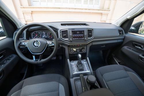 nueva volkswagen amarok 3.0 v6 comfortline 258cv 0 km ju #a7