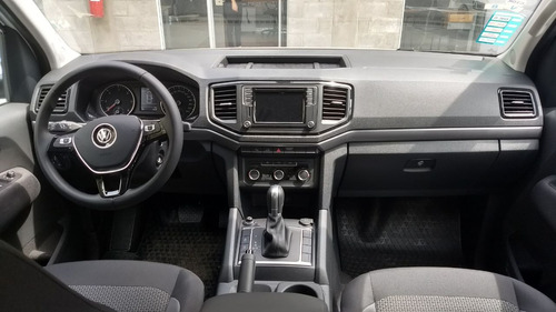 nueva volkswagen amarok comfortline 3.0 v6 225cv 4x4 aut gs