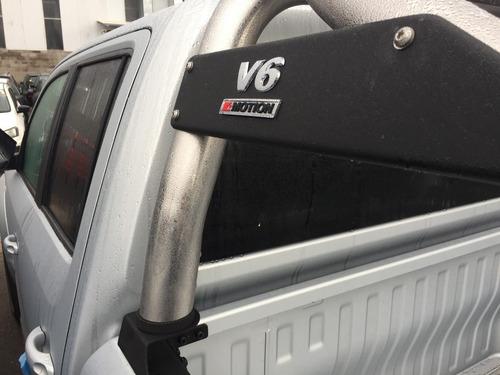 nueva volkswagen amarok v6 4x4 highline 3.0 tdi 224 cv 0km