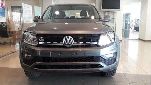 nueva volkswagen amarok v6 comfortline 4x4 automatica 0km