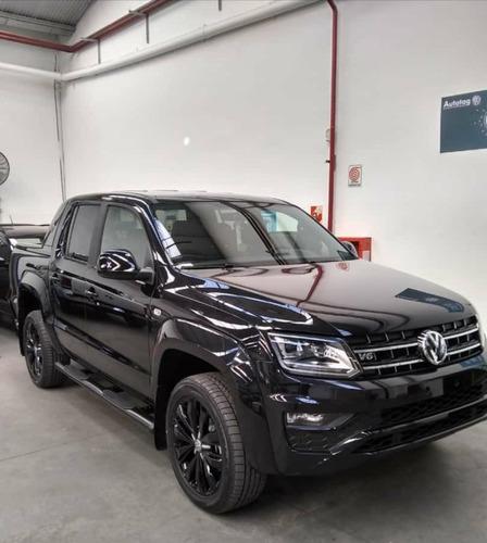 nueva volkswagen amarok v6 extreme black style 258cv vw ol