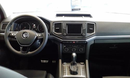 nueva volkswagen amarok v6 extreme black style 258cv vw prg