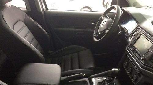 nueva volkswagen amarok v6 highline 258cv 2020 autotag  plr