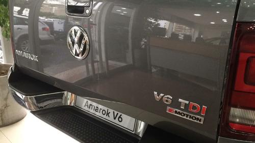 nueva volkswagen amarok v6 highline 258cv 2020 autotag  qlms