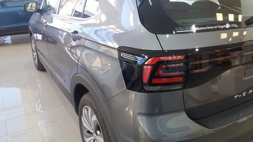 nueva volkswagen  t cross highline 2020 0 km  autotag rn vw