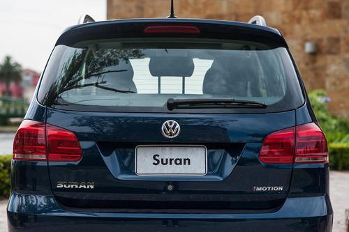 nueva vw suran comfortline 1.6 m18 precio contado (gs)
