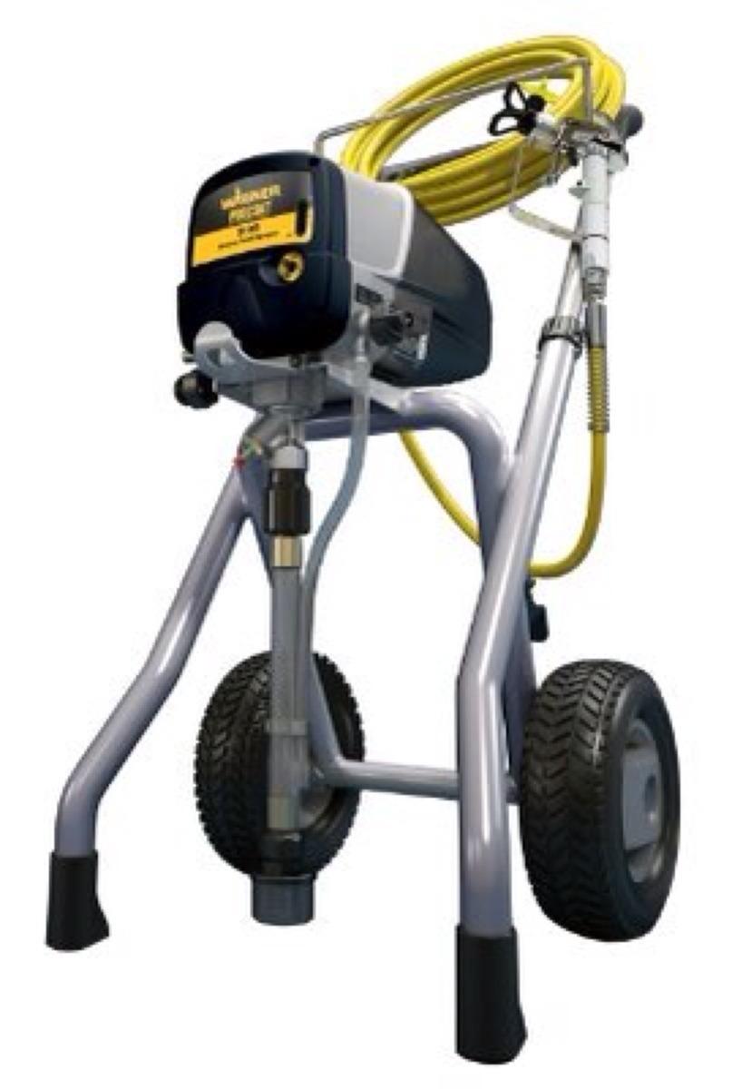 Nueva wagner 9195 maquina para pintar airless pintura - Maquina de pintar electrica ...