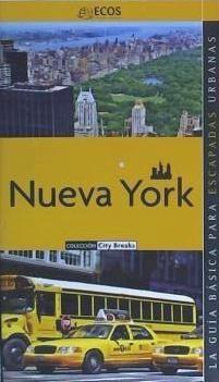nueva york(libro )