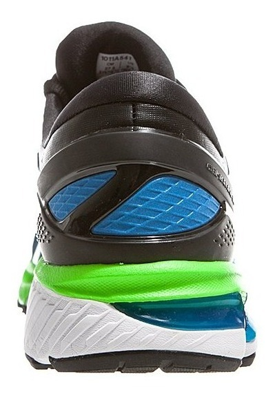 Nueva Zapatillas Asics Gel Kayano 26 Negra De Hombre Running