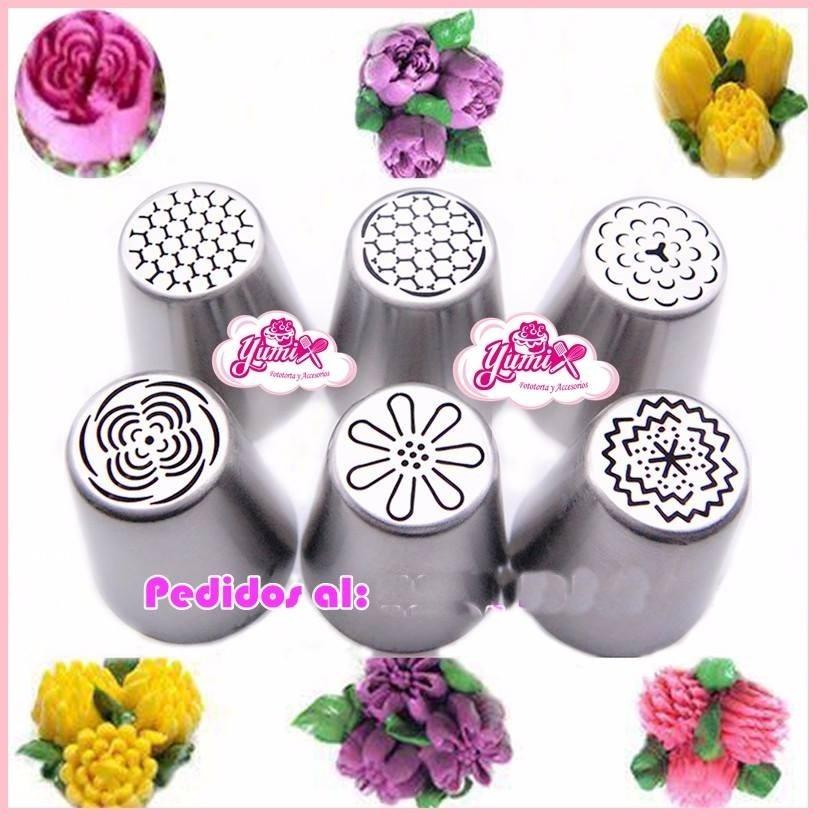 nuevas boquillas rusas 3d para hacer rosas para san valentin