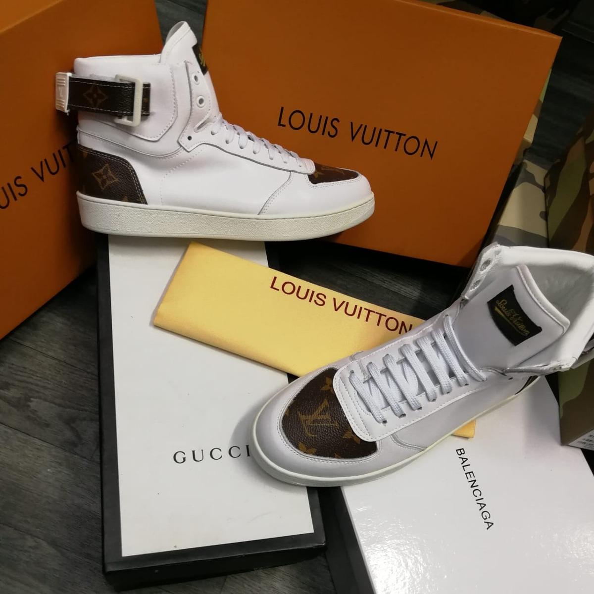 f4bd34ace0d36 Nuevas Botas Louis Vuitton - Gama Alta - Exclusivo 2018 -   380.000 ...