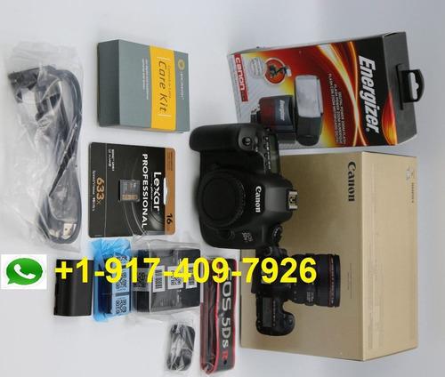 nuevas cámaras canon con lente