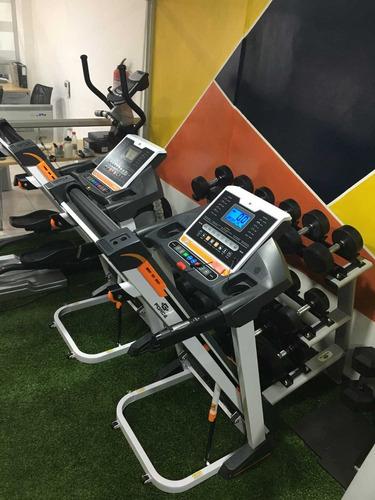nuevas caminadoras electricas g-force 2hp - 2019