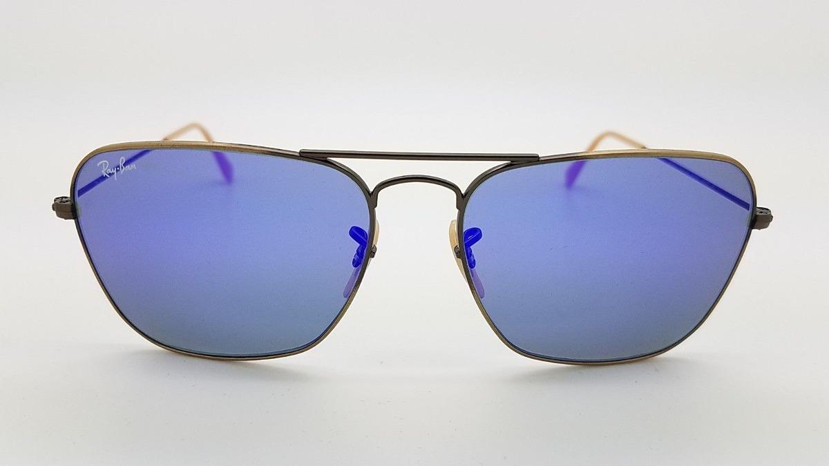 9cca0f5014 nuevas gafas de sol rayban caravana rb3136 167/68 58 bronce. Cargando zoom.