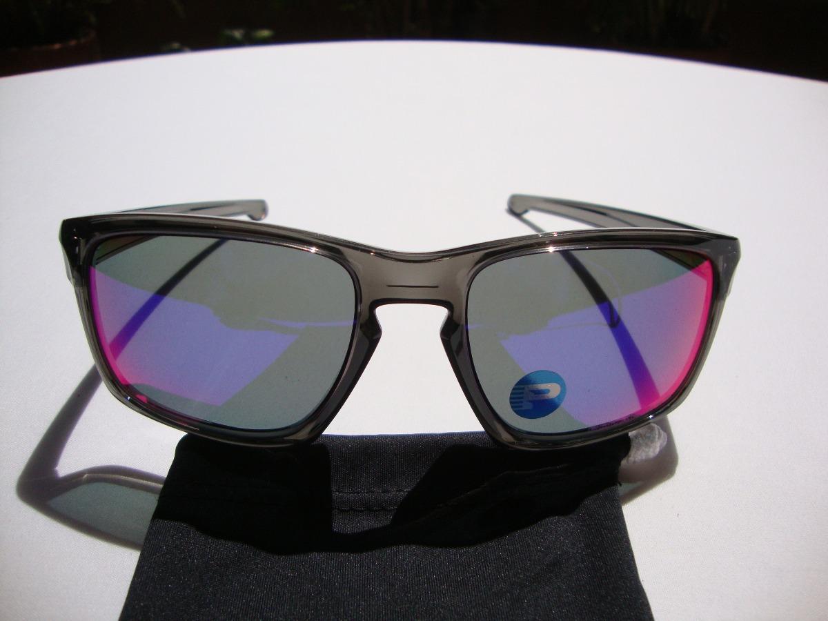 3b3c151592 nuevas gafas oakley sliver grey smoke polarized ( holbrook ). Cargando zoom.