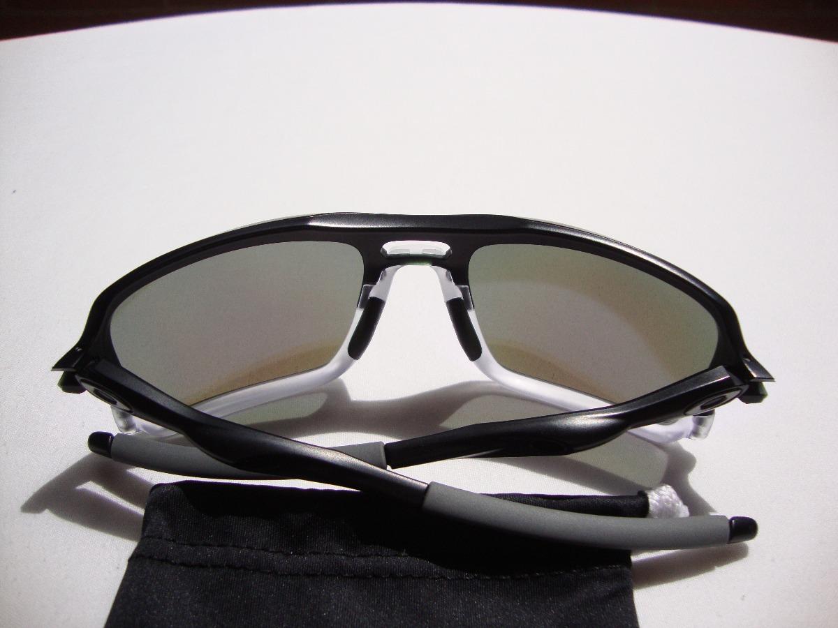 1c6151a6cf nuevas gafas oakley triggerman negra mate polarizadas sapphi. Cargando zoom.