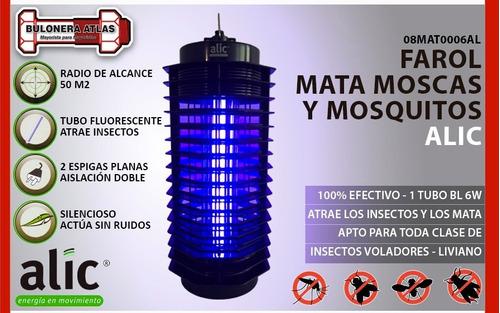 nuevas lamparas fotocatalizador mata insect moscas mosquitos