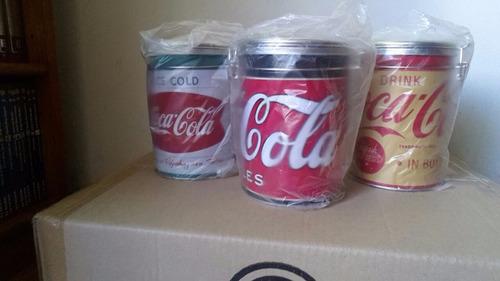 nuevas latas coca cola 2017 hermeticas