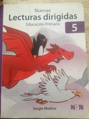 nuevas lecturas dirigidas 5to grado