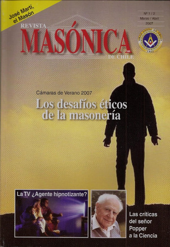 nuevas revistas masonicas pack 2  ( 9 revistas)