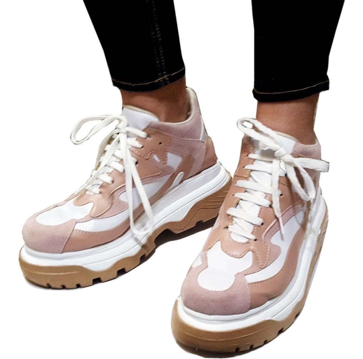 mitad de descuento ad23b 42e25 Nuevas Zapatillas 2019. Super Comodas Y Ultima Tendencia