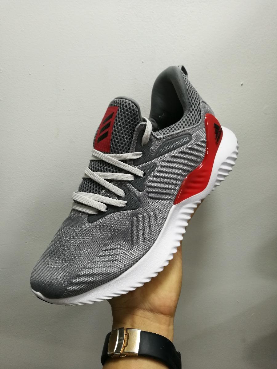 Nuevas Zapatillas adidas Alpha Bounce - Caballero - 2018 -   179.000 ... aa02ca8285d