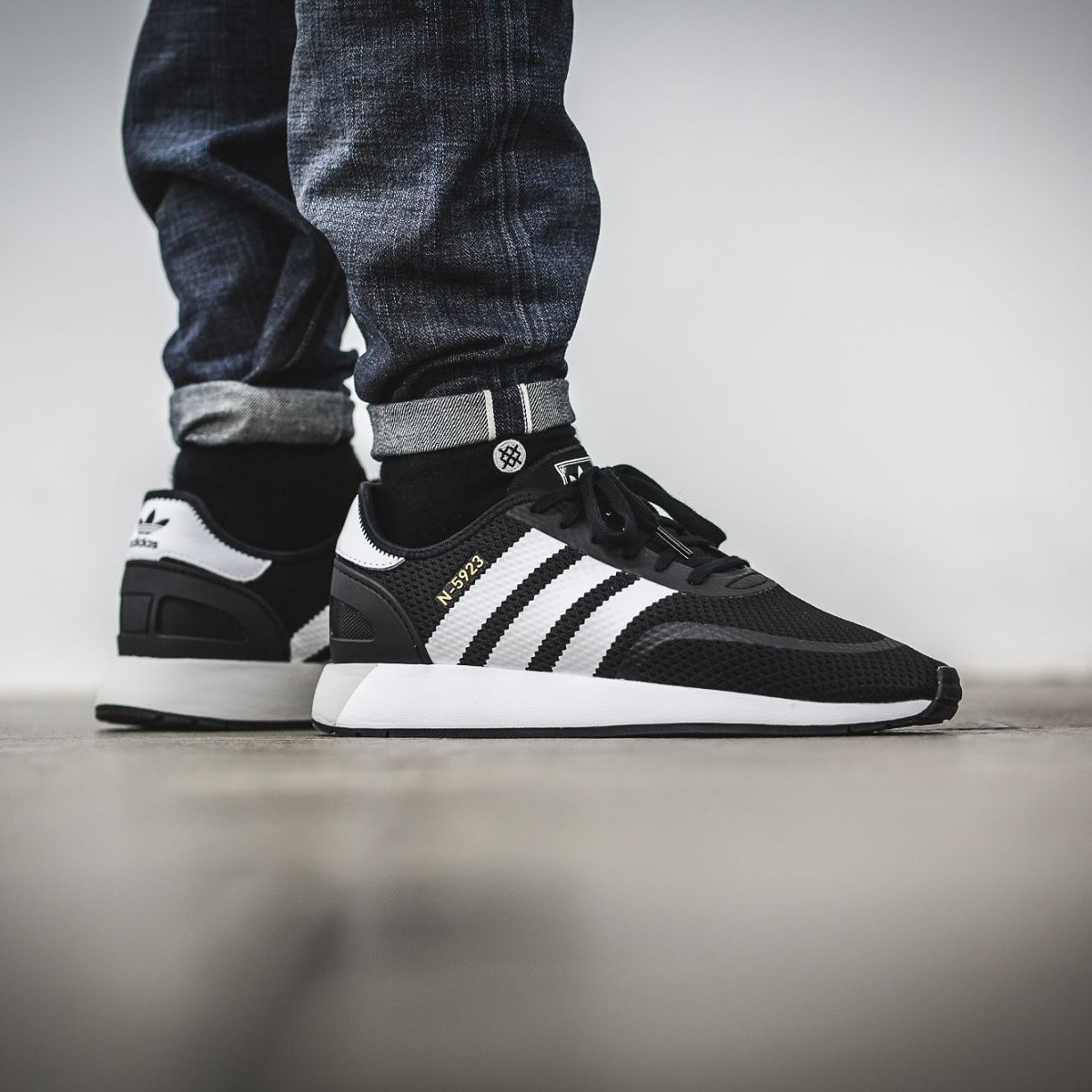 zapatillas adidas n5923 hombre
