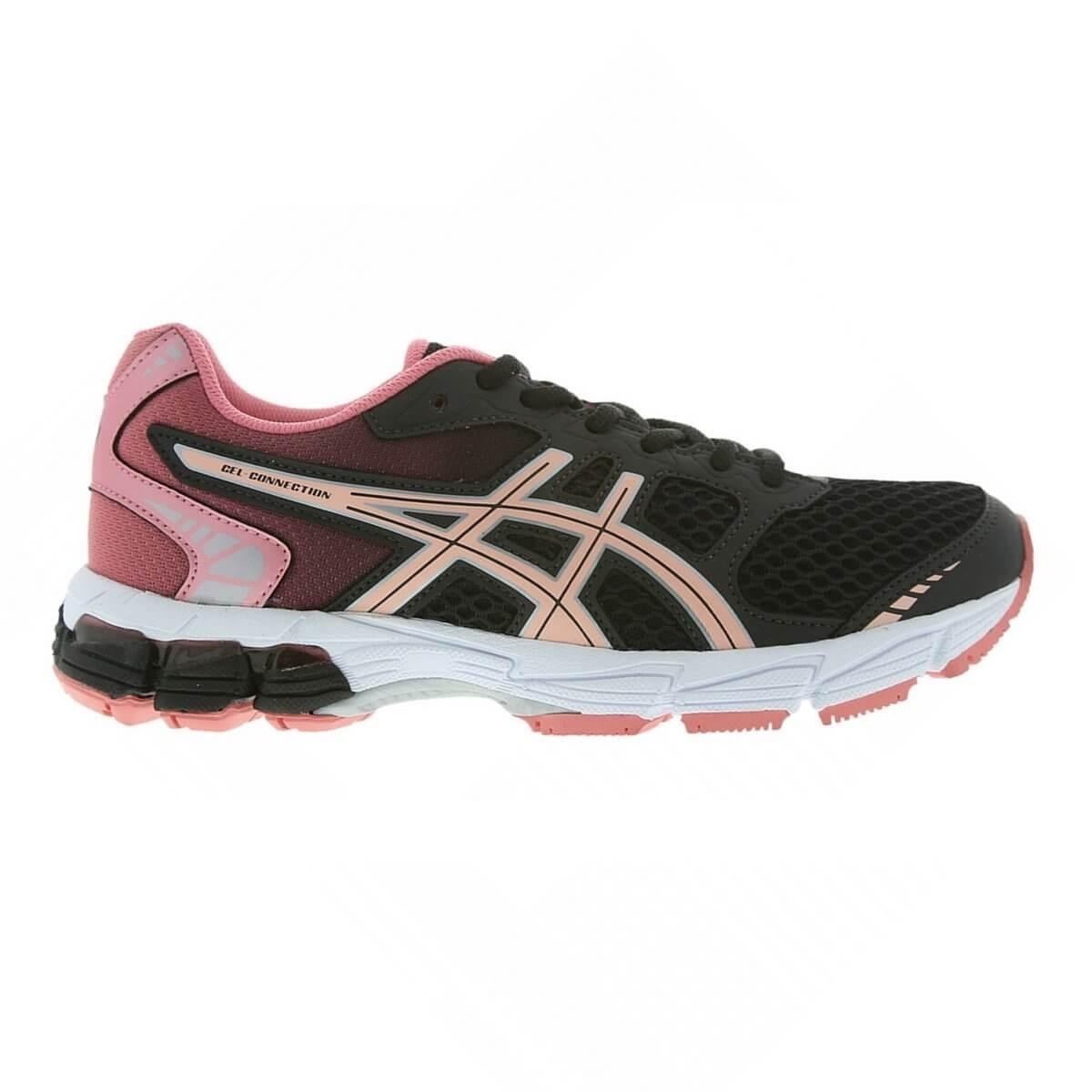 78d56037746 nuevas zapatillas asics gel connection de mujer para running. Cargando zoom.