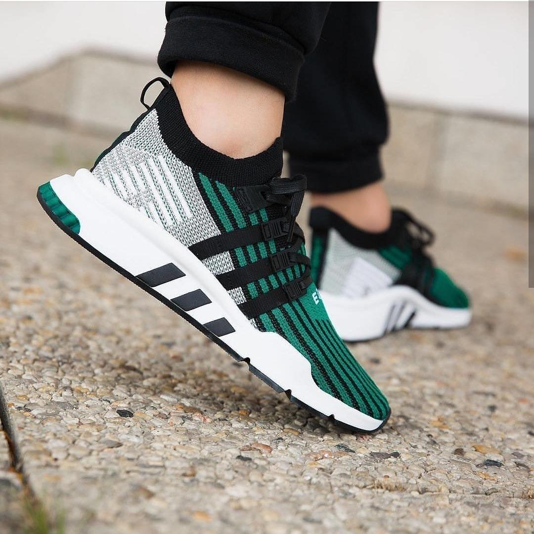 c94bf5b650e6f nuevas zapatillas deportivas adidas eqt support mid - hombre. Cargando zoom.