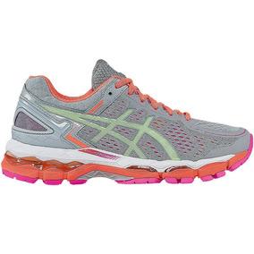 Zapatillas Running Asics Gel Kayano 25 Gris Mujer Baratas