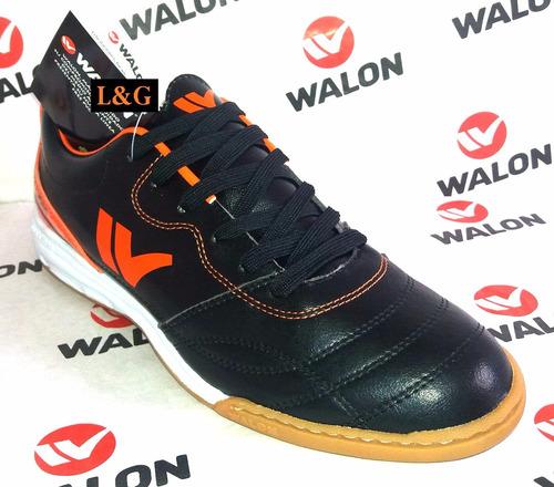 nuevas zapatillas walon futsal talla 38 39 40 41 oferta 464