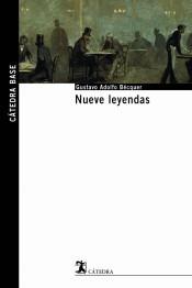 nueve leyendas(libro novela y narrativa)