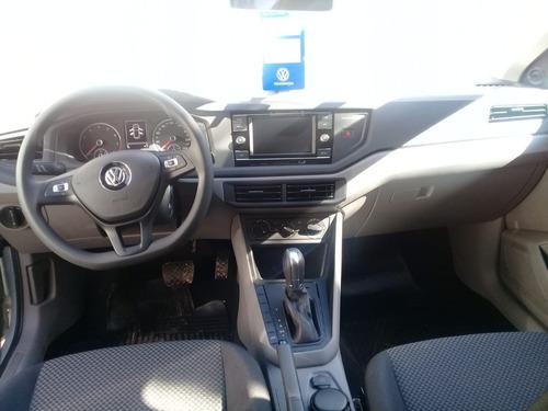 nuevo 0km virtus trendline manual volkswagen 1.6 msi 2020 d1