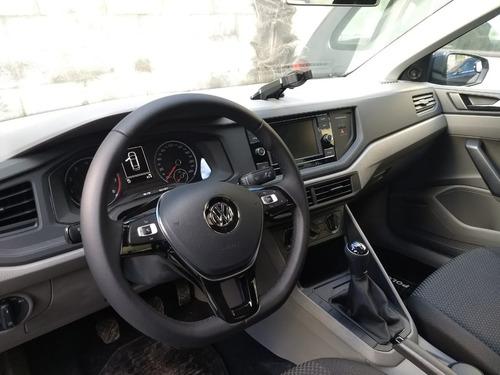 nuevo 0km virtus trendline manual volkswagen 1.6 msi 2020 z4