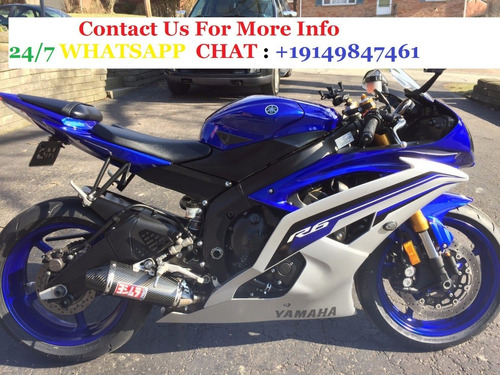 nuevo 2016 yamaha yzf r6 whatsapp : +19149847461