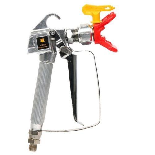 nuevo 3600 psi airless pintura pistola punta alta presión gu