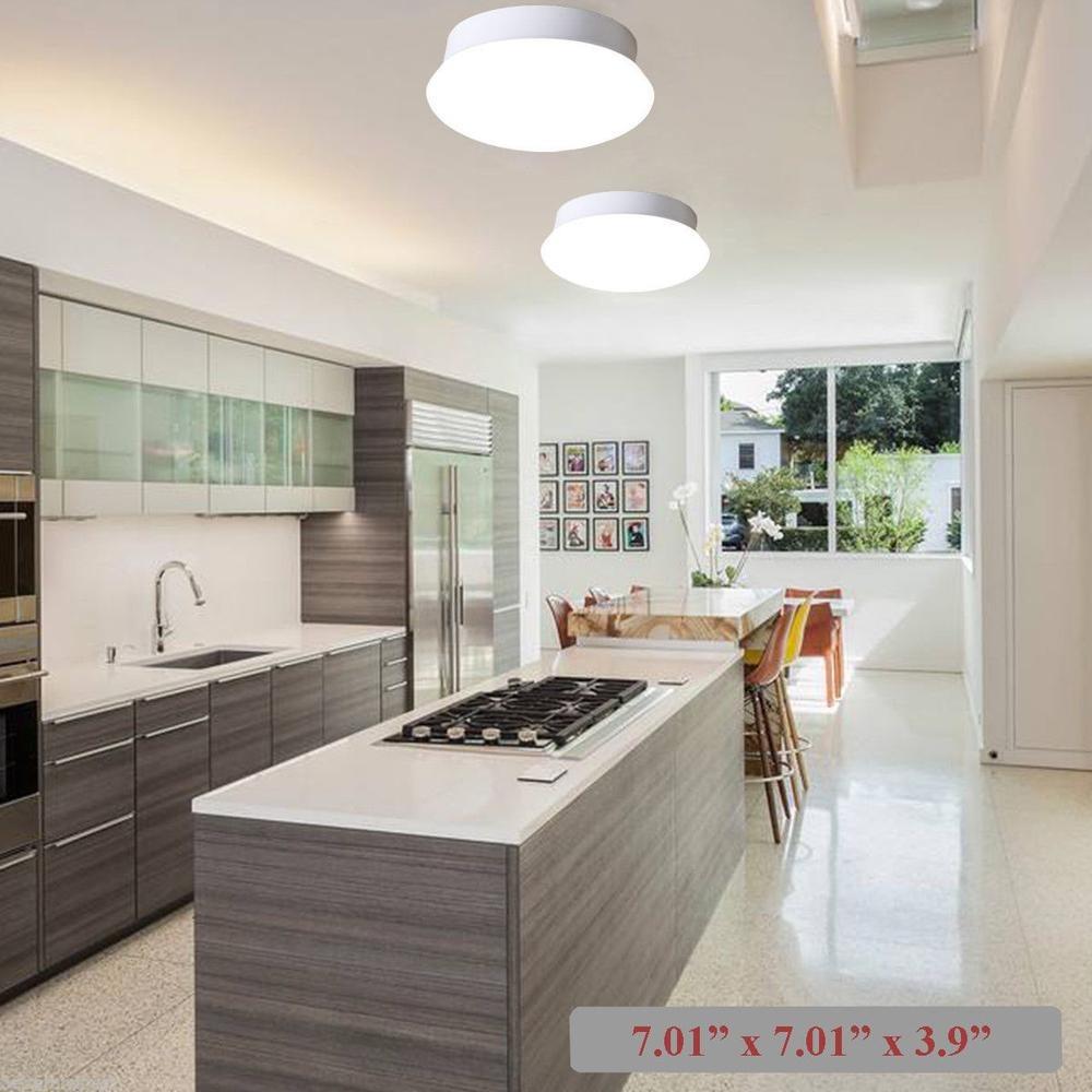 Nuevo 7 led color monte plaf n cocina de luz 4000k ini - Luz para cocinas ...